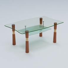 Center Table 09 3D Model