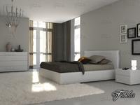 Bedroom 05 3D Model