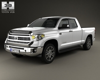 Toyota Tundra Double Cab 2013 3D Model