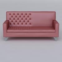 Sofa 03 3D Model