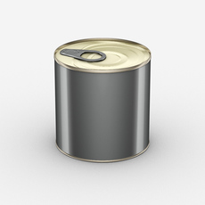 Cans For Food 400g 3D Model
