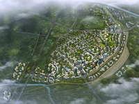 City Planning 035 3D Model