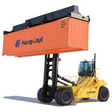 Hyster Container Handler 3D Model