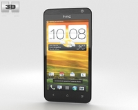 HTC Desire 501 3D Model