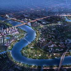 City Planning 044 3D Model