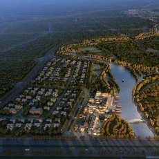 City Planning 050 3D Model