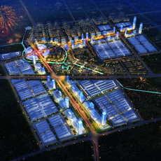 City Planning 057 3D Model