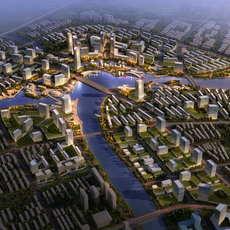 City Planning 060 3D Model