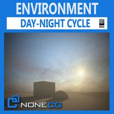 3D Environment 3D Model