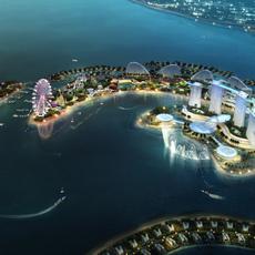City Planning 061 3D Model