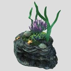 coral_006 3D Model