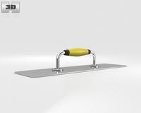 Plastering Trowel 3D Model