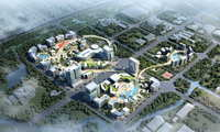 City shopping mall 042 3D Model
