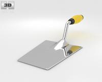 Bucket Trowel 3D Model