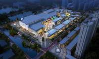 City shopping mall 066 3D Model
