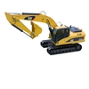 Excavator Caterpillar 320D 3D Model