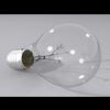 19 04 19 674 light bulb 3d00 4