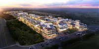 City shopping mall 077 3D Model