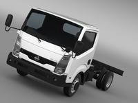 Nissan Atlas Chassi 2013 3D Model