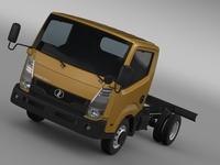 Nissan Condor Chassi 2012 3D Model