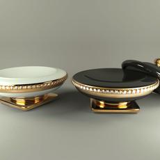 jewelry box Ahura Arcade 3D Model