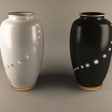 Vase Hangzhou 3D Model