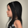 19 15 13 380 realistic little girl 02 4