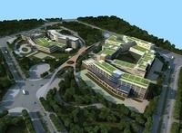 Building community 3D Model