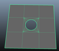 Free Connect Vertices for Maya 1.0.0 (maya script)