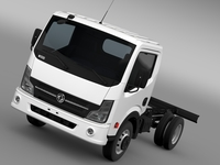 DongFeng N300 Captain Chassi 2015 3D Model