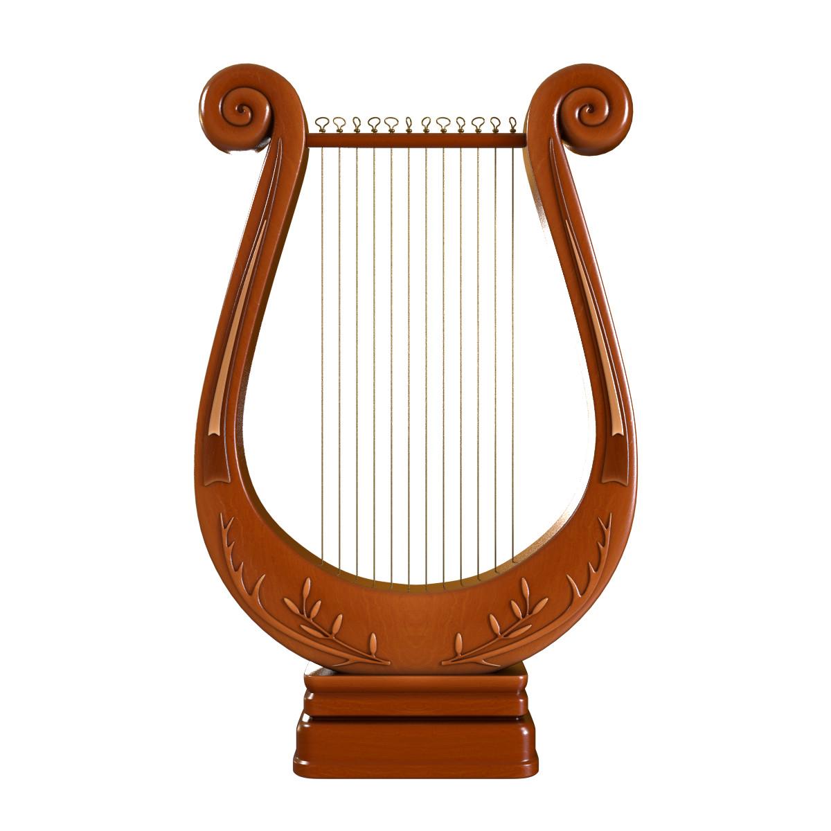 Лира музыкальный инструмент ее изображение 2