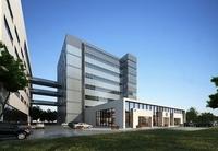Office-type buildings 3D Model