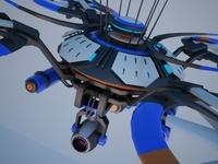 ROBOT PLB002 3D Model