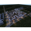 19 32 26 550 urban commercial center planning03 4