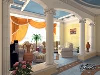 Living room 28 3D Model