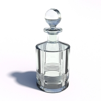 Whisky decanter - Ragaska 3D Model