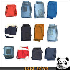 The folded clothes 3D Model