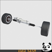 Power steering 3D Model