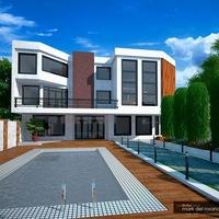 Exterior concept design   pool 01 cover