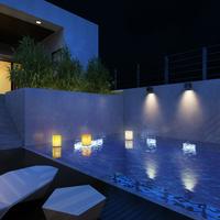 Exterior concept design   pool 02 cover