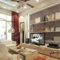 Interior concept design   minimalistic a1 cover