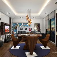 Interior concept design   minimalistic c1 cover