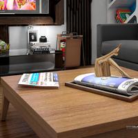 Interior concept design   minimalistic c2 cover