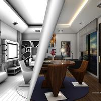 Interior concept design   minimalistic c cover