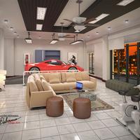 Interior concept design 01 cover