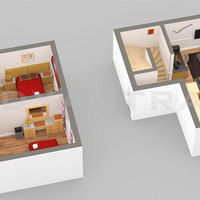 Small home 3d floor plan ukraine cover
