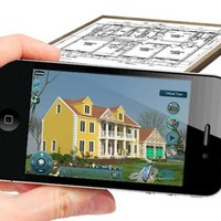 Real estate augmented reality application cover