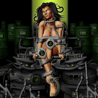 Hypnotic queen of dreams by matthansel d4zlbjj cover