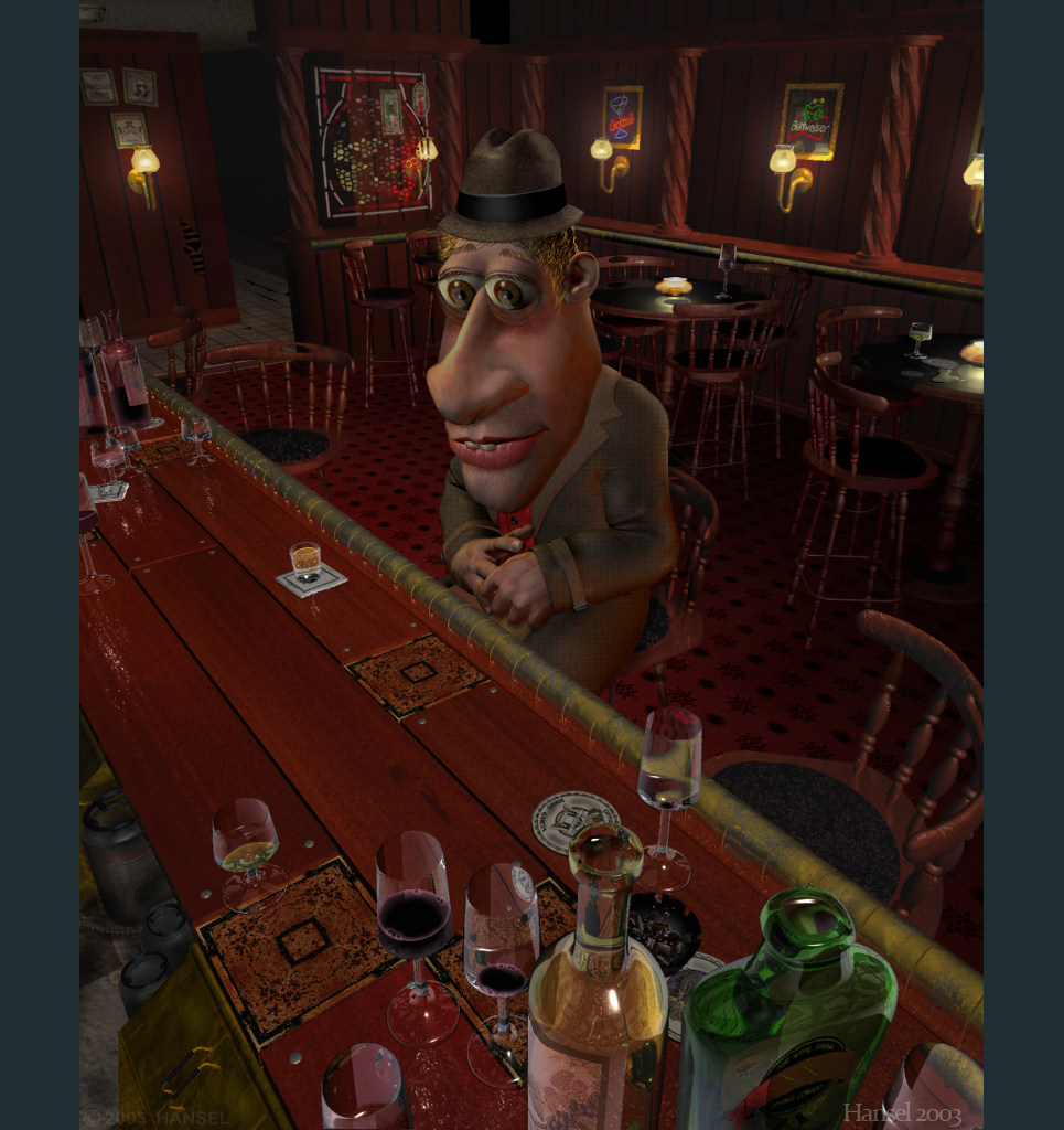 The drink by matthansel d4zld0m show