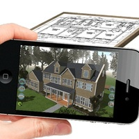 Smart phone augmented reality cover